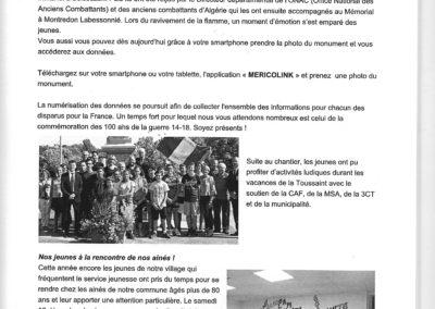 bulletin municipal Lombers 2017