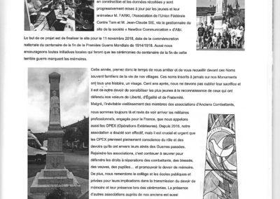 bulletin municipal Lombers 2017- page 2